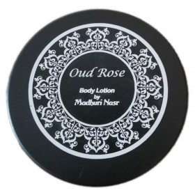 Body Lotion Oud Rose